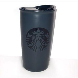 2015 Starbucks Coffee Ceramic Travel Mug